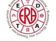 European Renal Association - European Dialysis and Transplantation Association logo